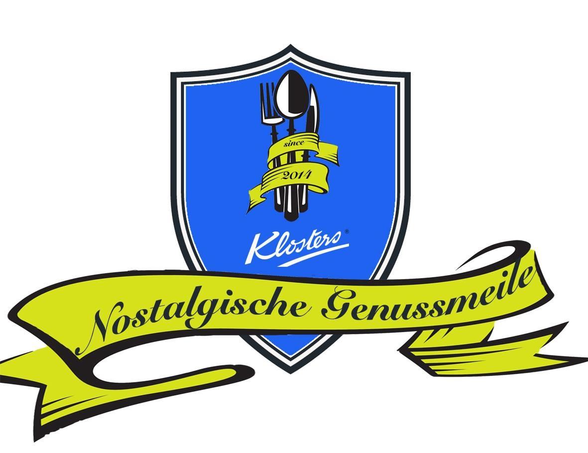 Nostalgische Genussmeile, Logo